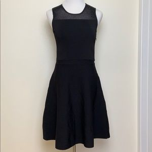 Ann Taylor Black Dress XS NWOT